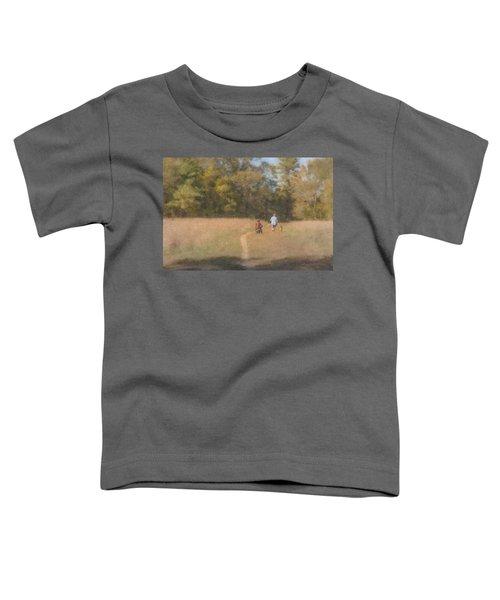 Sunday Afternoon Walk Toddler T-Shirt