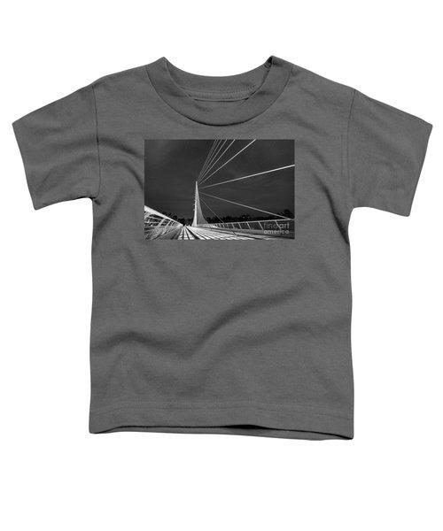 Sundial Bridge 2 Toddler T-Shirt