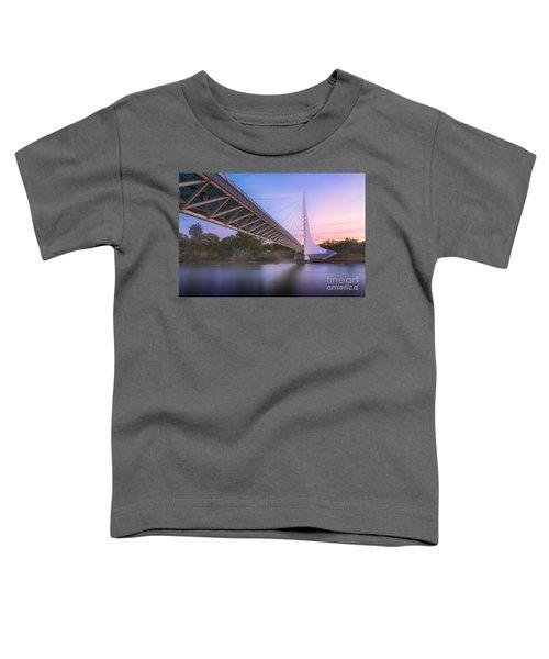 Sundial Bridge 6 Toddler T-Shirt