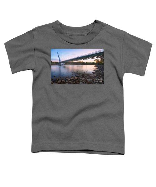 Sundial Bridge 7 Toddler T-Shirt