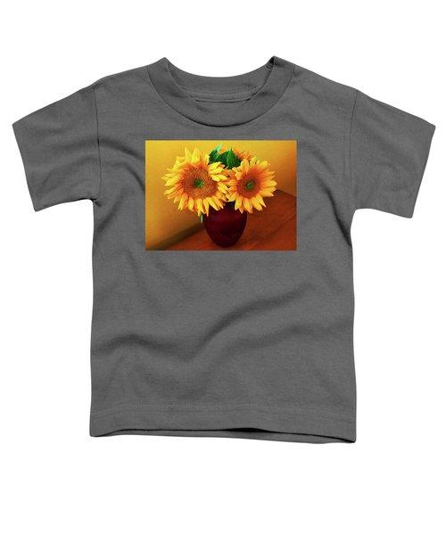 Sunflower Corner Toddler T-Shirt