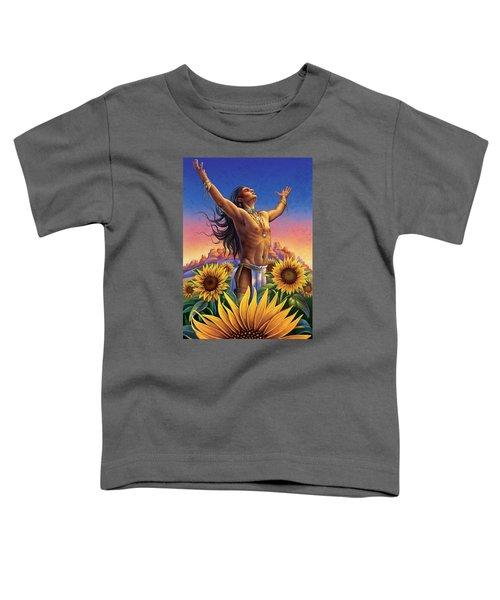 Sunflower - Glorious Success Toddler T-Shirt
