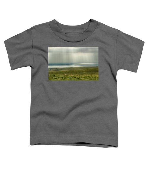 Sunlight On The Irish Coast Toddler T-Shirt