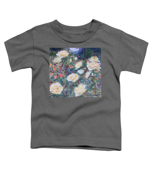 Sunny Day At The Rose Garden Toddler T-Shirt
