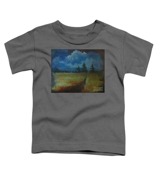 Sunny Field Toddler T-Shirt