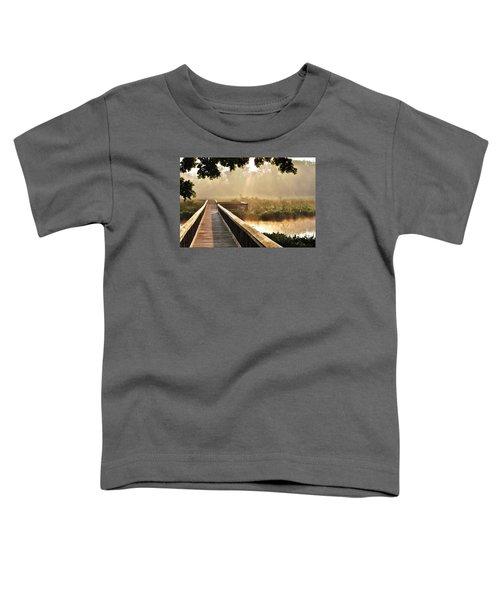Sunny Walk Toddler T-Shirt
