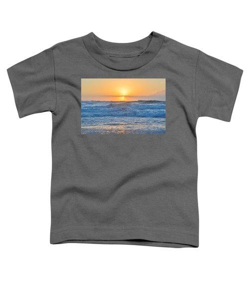 Sunrise 18th Of June Toddler T-Shirt