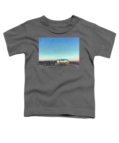 Sunrise At Gooseneck Canyon. Toddler T-Shirt