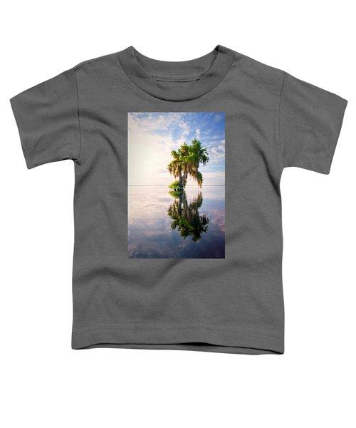 Sunrise Dip #2 Toddler T-Shirt