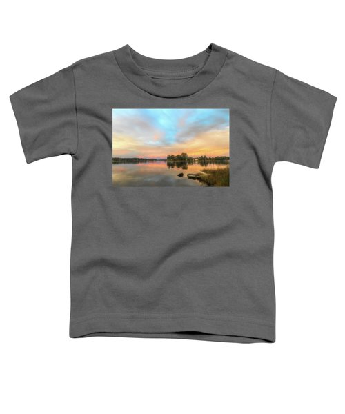 Sunrise, From The West Toddler T-Shirt