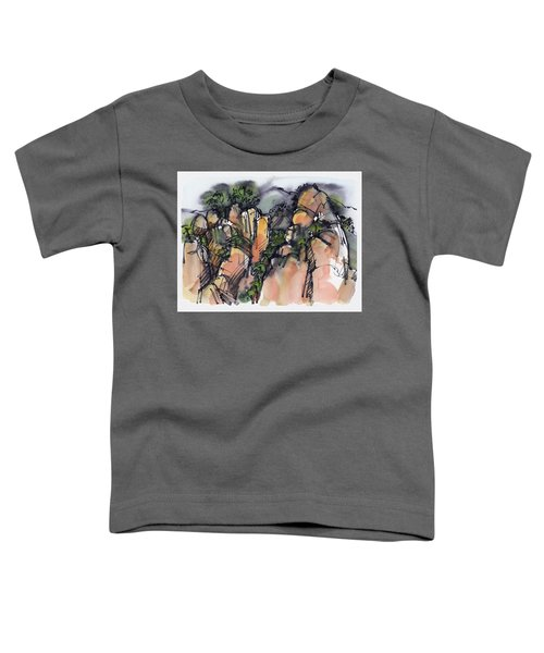 Sunrise On The Yellow Mountain, China Toddler T-Shirt