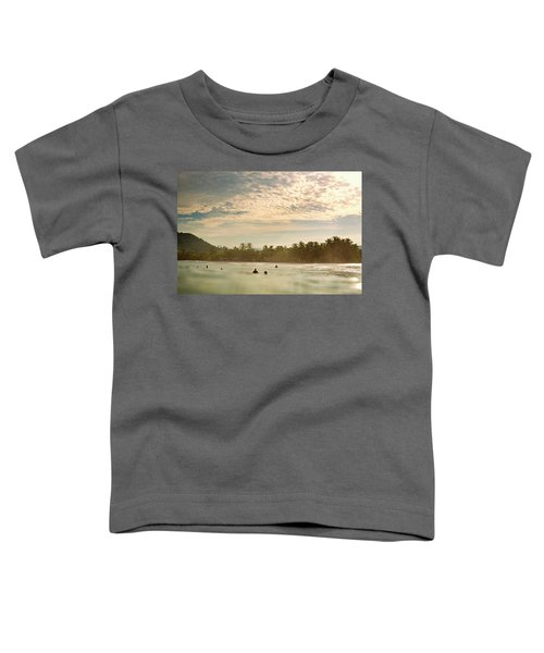 Sunrise Surfers Toddler T-Shirt