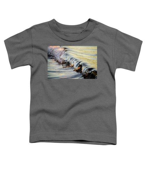 Sunrise Wave Toddler T-Shirt