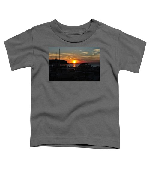 Harbor In Ephraim Toddler T-Shirt