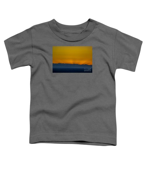 Sunset 3 Toddler T-Shirt