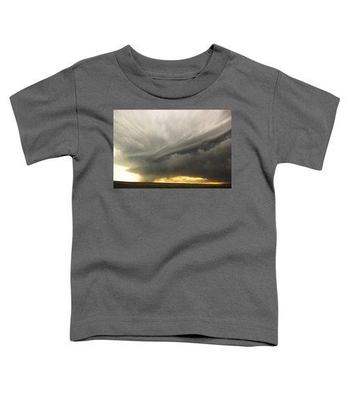 Sunset At Dalhart Texas Toddler T-Shirt