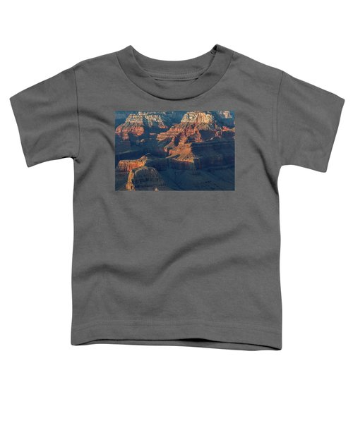 Sunset At The South Rim, Grand Canyon Toddler T-Shirt