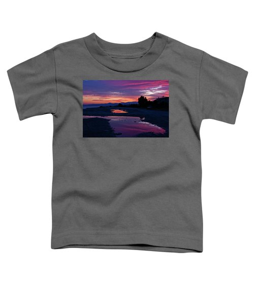 Sunset Toddler T-Shirt