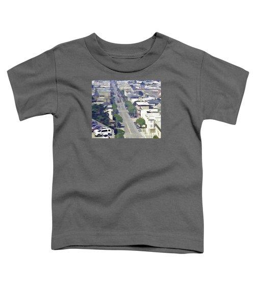 Sunset Days Toddler T-Shirt