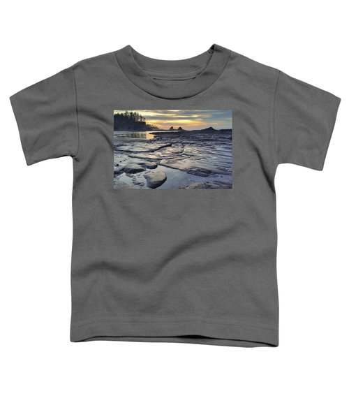 Sunset Glow Toddler T-Shirt