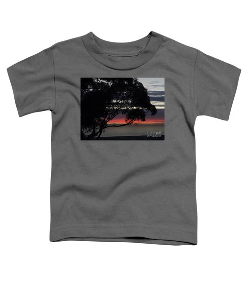 Sunset Hill Toddler T-Shirt