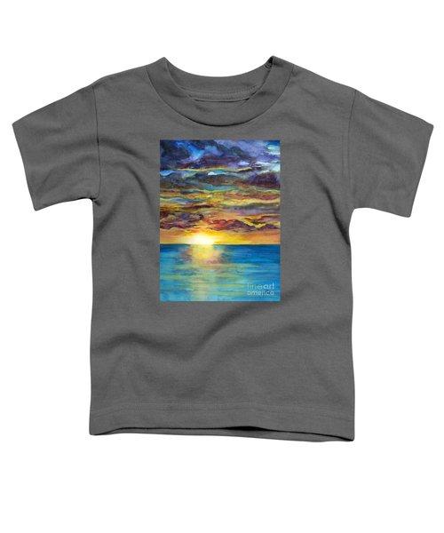 Sunset II Toddler T-Shirt