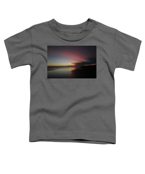 Sunset Las Lajas Toddler T-Shirt