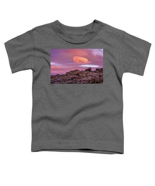 Sunset Lenticular Toddler T-Shirt