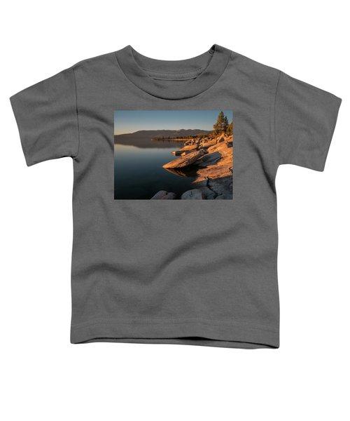 Sunset Peace Toddler T-Shirt