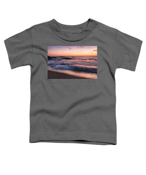 Sunset Surf Toddler T-Shirt