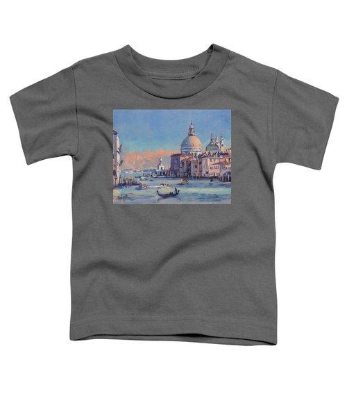 Sunset Venice Toddler T-Shirt