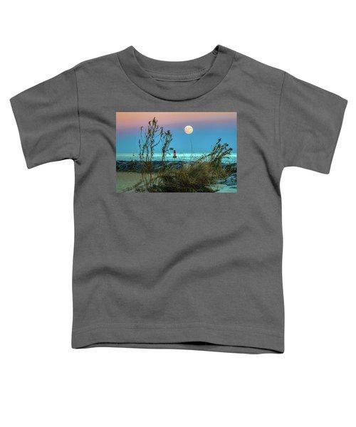 Super Moon 2016 Toddler T-Shirt