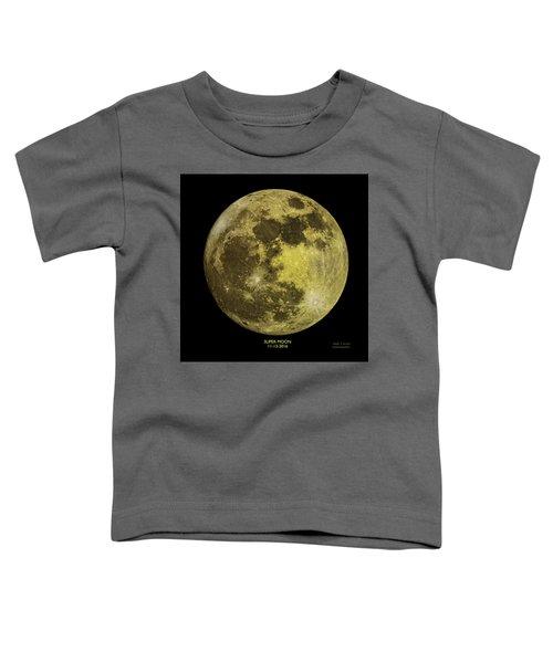 Super Moon Toddler T-Shirt