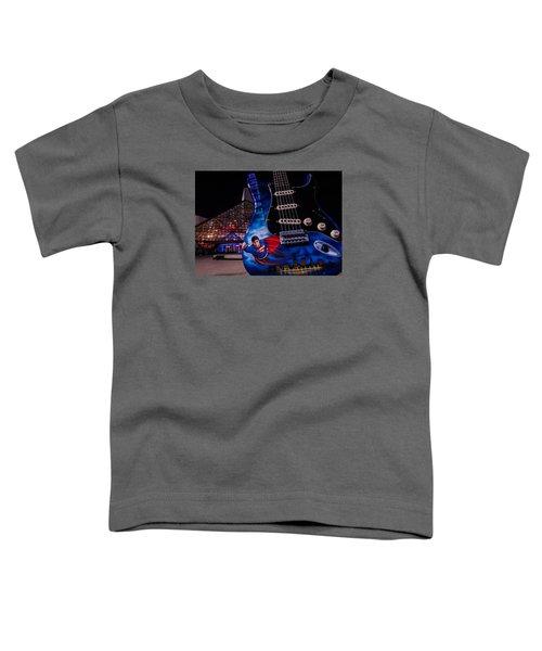 Superman Rocks Toddler T-Shirt