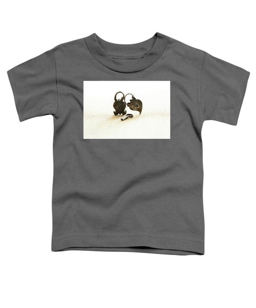 Supported Toddler T-Shirt