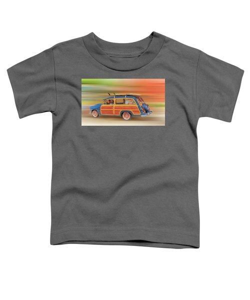 Surf's Up Toddler T-Shirt
