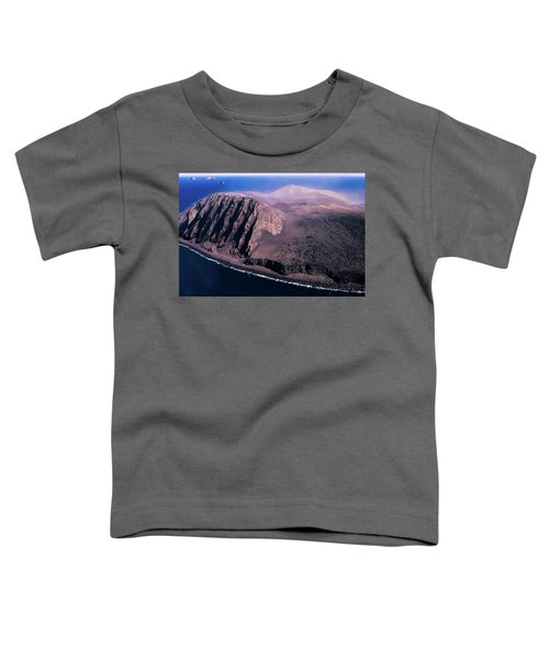 Surtsey In Iceland Toddler T-Shirt