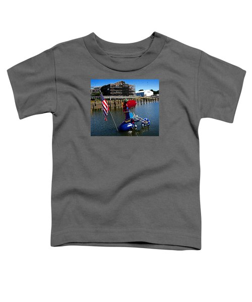 Susie Is A Lady -  Harbor Guardian Toddler T-Shirt