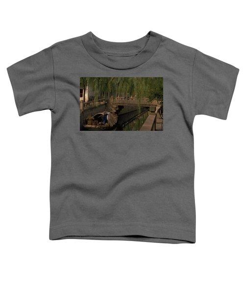 Suzhou Canals Toddler T-Shirt
