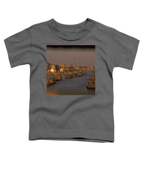 Suzhou Grand Canal Toddler T-Shirt