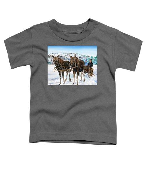 Swamp Donkies Toddler T-Shirt