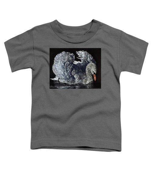 Swan #2 Toddler T-Shirt