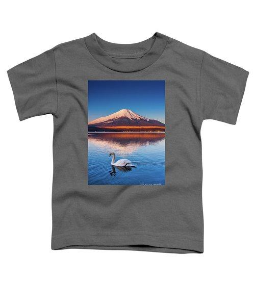 Swany Toddler T-Shirt by Tatsuya Atarashi