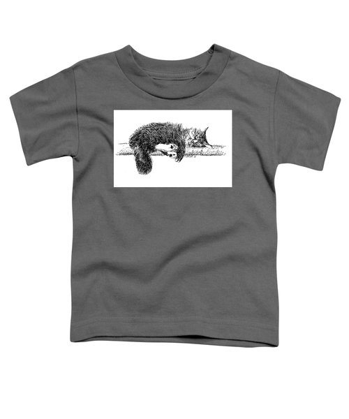 Sweet Dreams Toddler T-Shirt