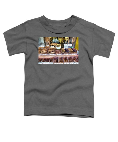 Sweet Habano Toddler T-Shirt