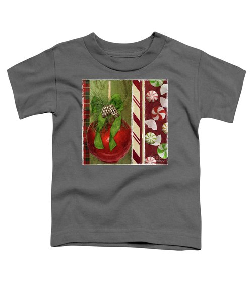 Sweet Holiday II Toddler T-Shirt