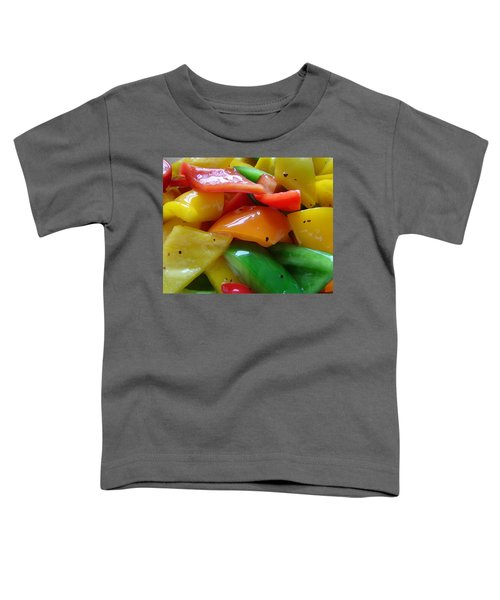 Sweet Peppers Toddler T-Shirt