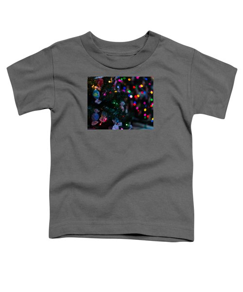 Toddler T-Shirt featuring the photograph Sweet Sparkly by Lora Lee Chapman