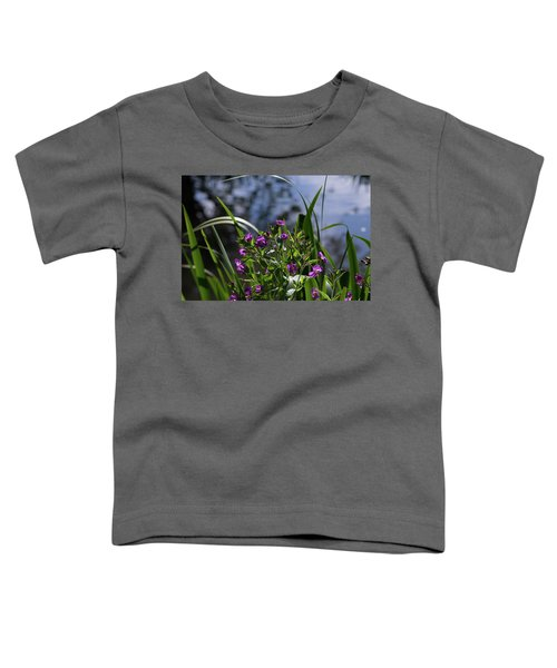 Sweet Violet Toddler T-Shirt