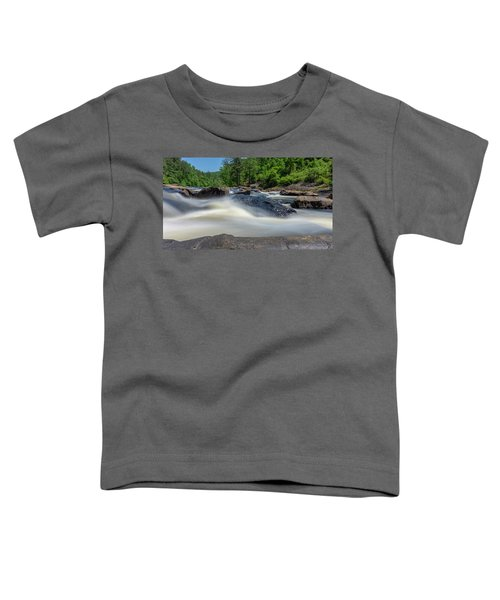 Sweetwater Creek Long Exposure Toddler T-Shirt